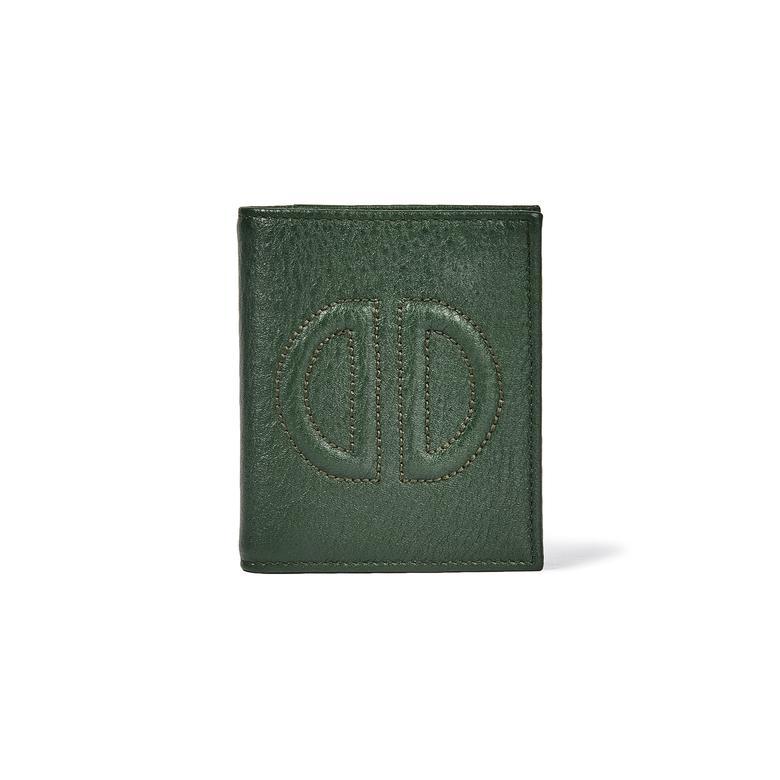 D Logolu Kadın Deri Cüzdan 1010022018009