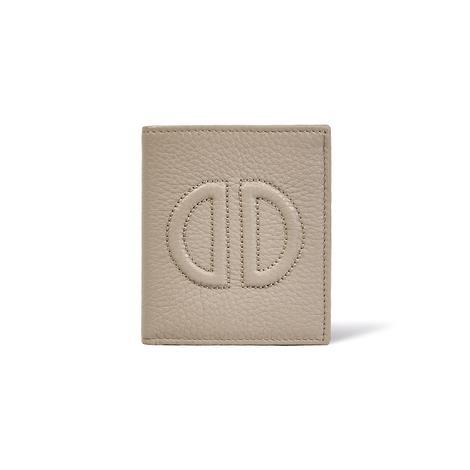 D Logolu Kadın Deri Cüzdan 1010022018011