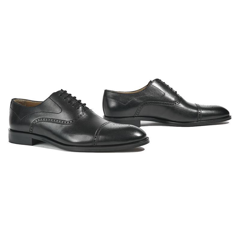 Telfor Erkek Deri Klasik Ayakkabı 2010039159004