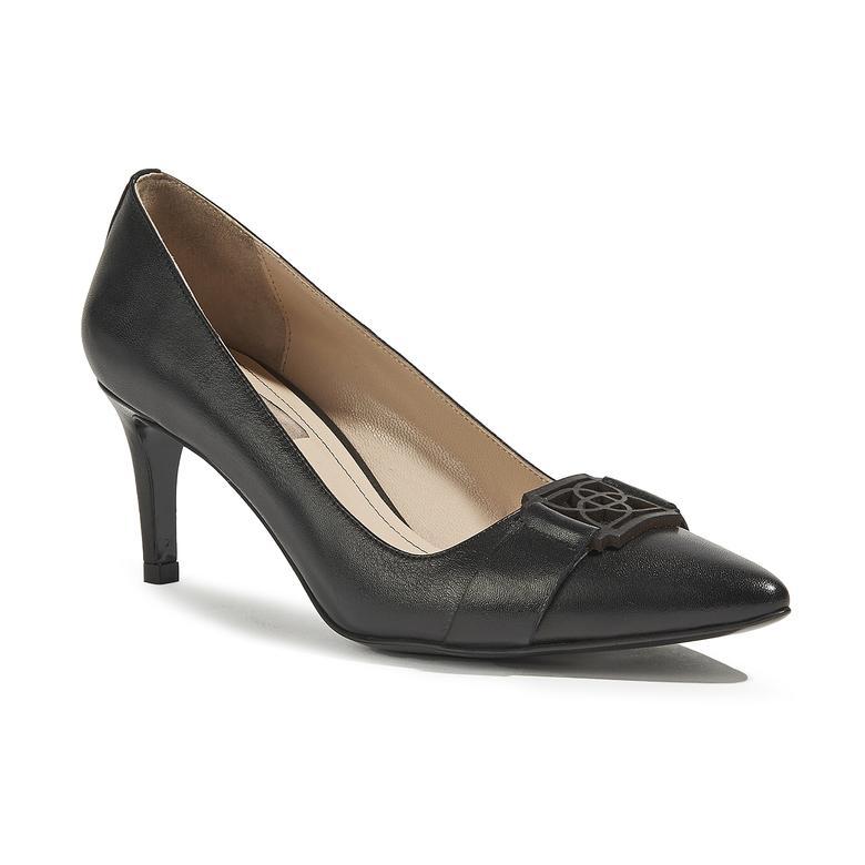 Charlotte Kadın Deri Klasik Topuklu Ayakkabı 2010039251003