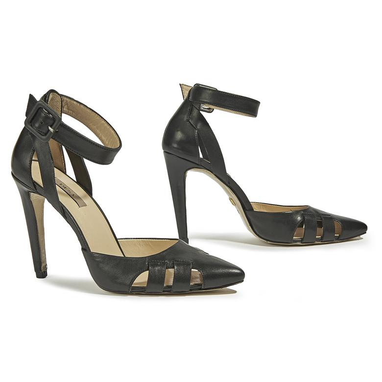 Clara Kadın Deri Abiye Ayakkabı