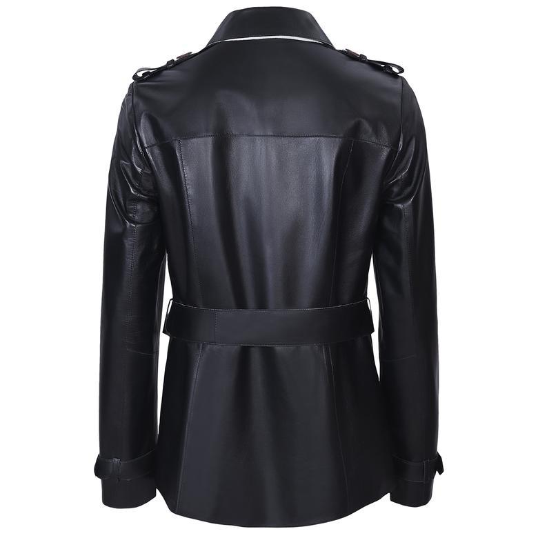 Evaline Kadın Deri Ceket