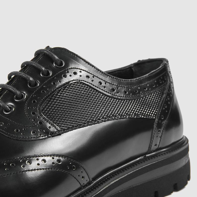 Ezra Erkek Deri  Günlük Ayakkabı