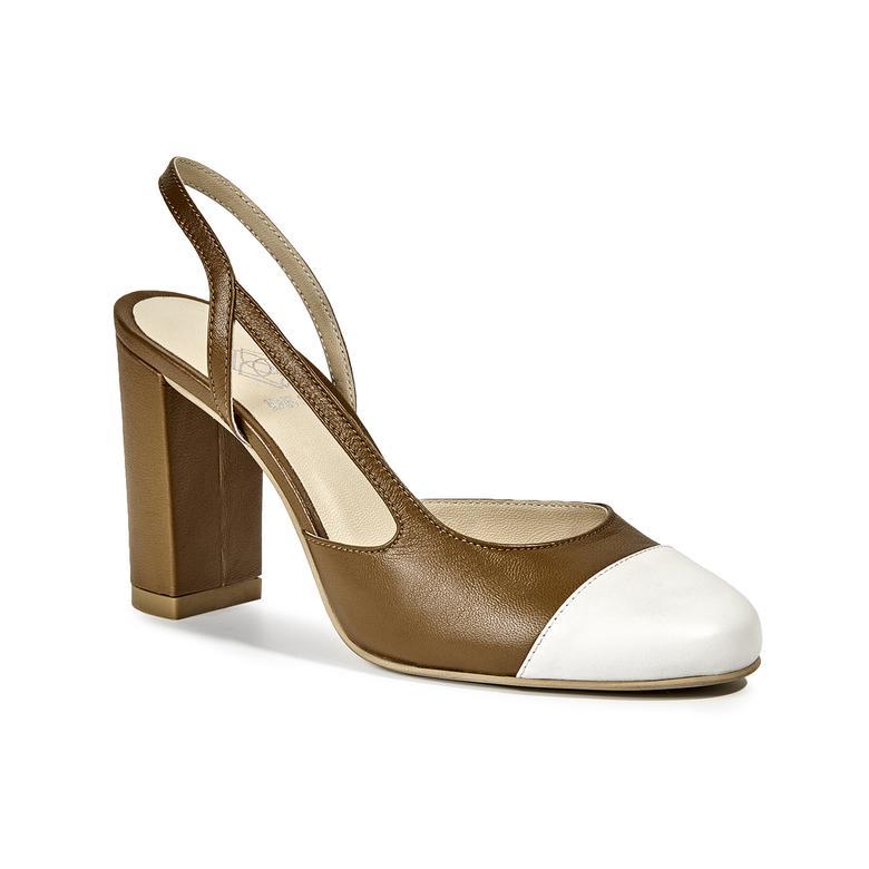 Jasmin Kadın Deri Klasik Ayakkabı