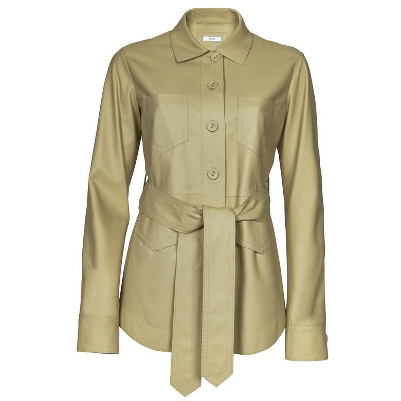Sharise Kadın Deri Ceket