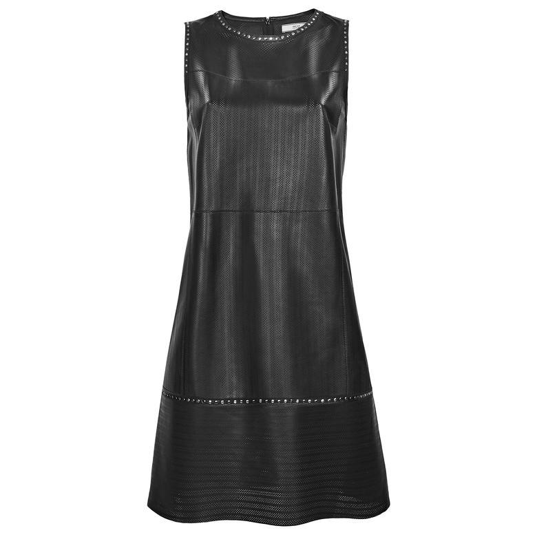 Kadın Deri Elbise 1010022714005