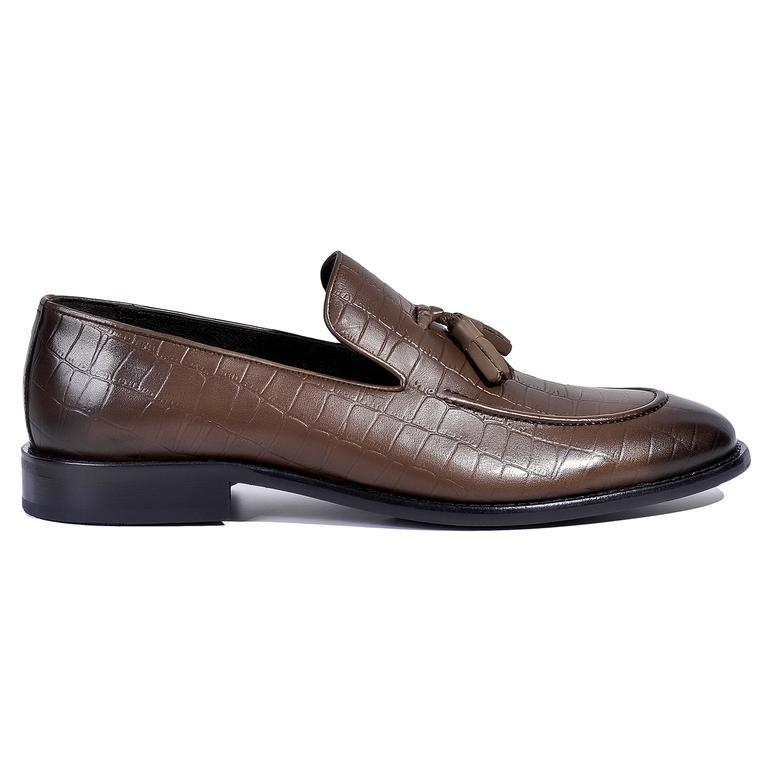 Cliff Erkek Deri Klasik Ayakkabı