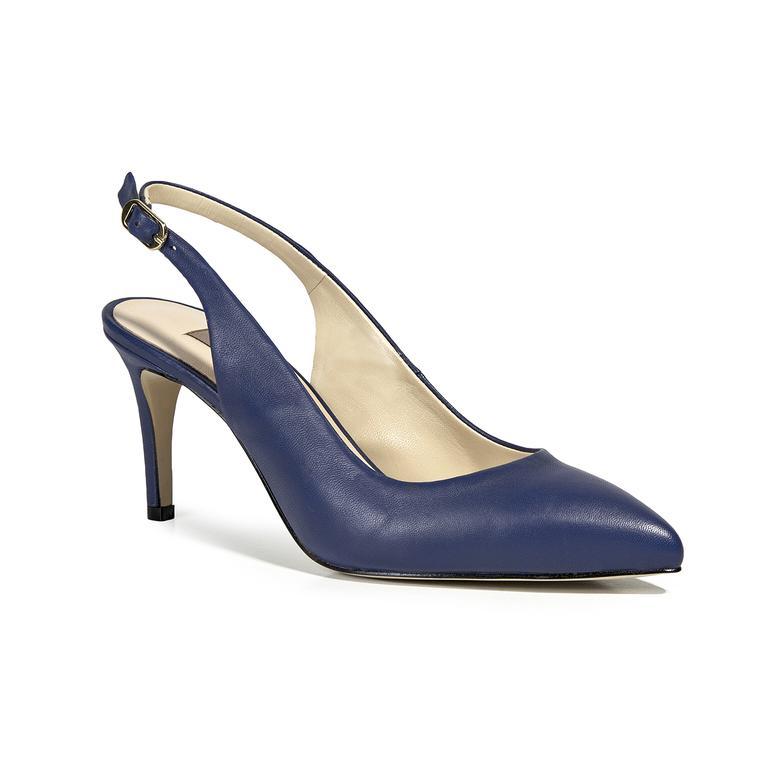 Aidra Kadın Deri Klasik Ayakkabı