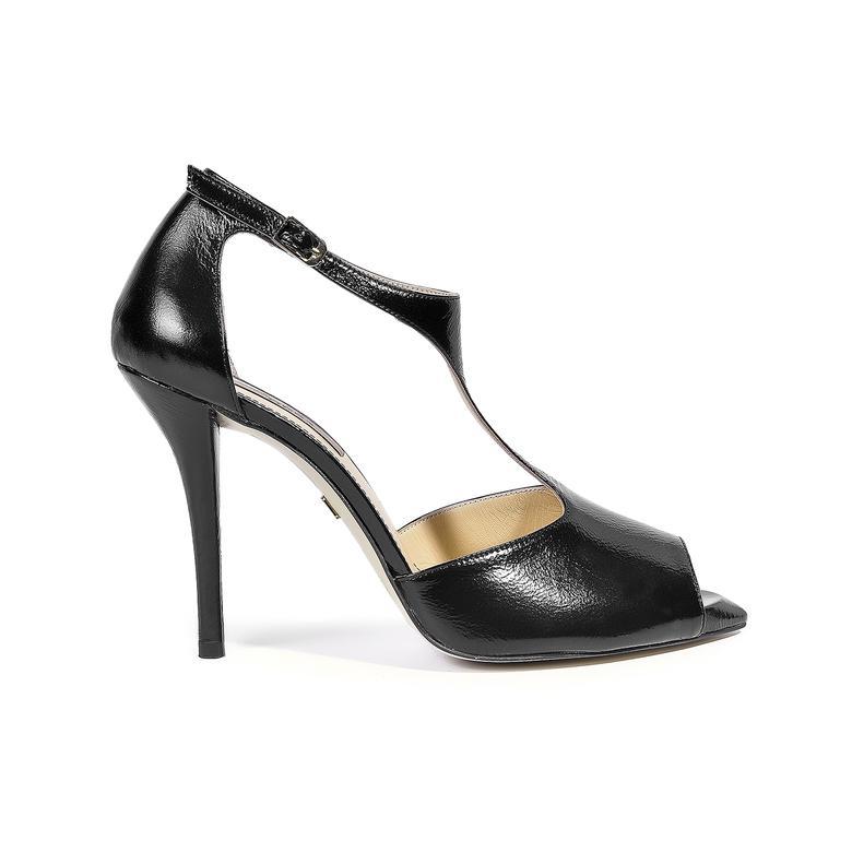 Kadın Deri Klasik Topuklu Ayakkabı 2010039709001