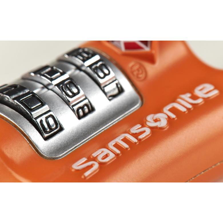 Samsonite TSA Kilitlİ Şifreli Kablolu Kilit
