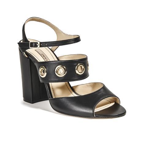 Kadın Deri Sandalet 2010039806001
