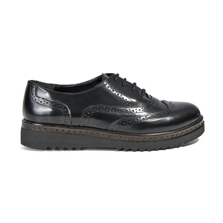 Kadın Günlük Deri Ayakkabı 2010039934001