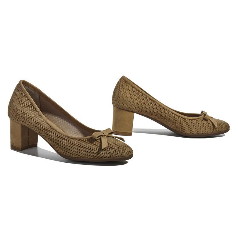 Osha Kadın Deri Klasik Ayakkabı