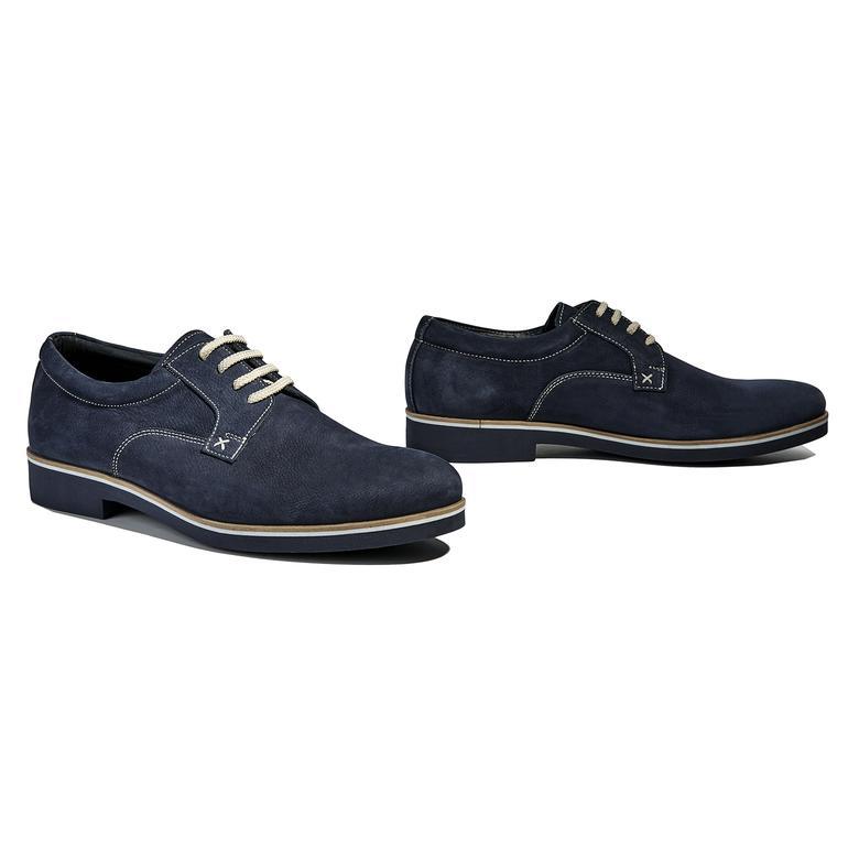 Milton Nubuk Erkek Deri Günlük Ayakkabı