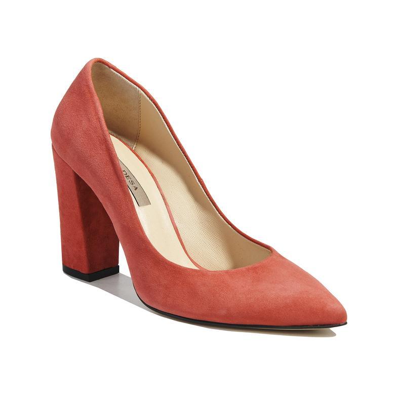 Babylon Kadın Deri Klasik Ayakkabı