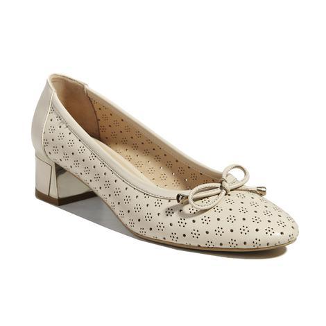 Belcon Kadın Deri Klasik Topuklu Ayakkabı 2010040979008