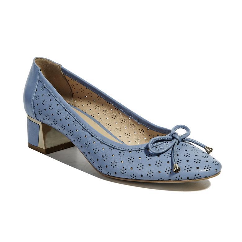 Belcon Kadın Deri Klasik Ayakkabı