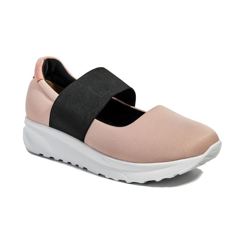 Kadın Bantlı Spor Ayakkabı 2010041001007