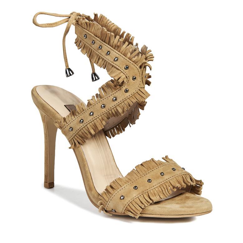 Anka Kadın Deri Abiye Ayakkabı