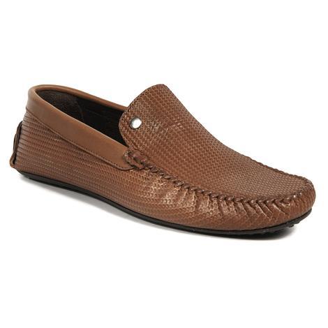Durham Erkek Deri Loafer 2010041090001