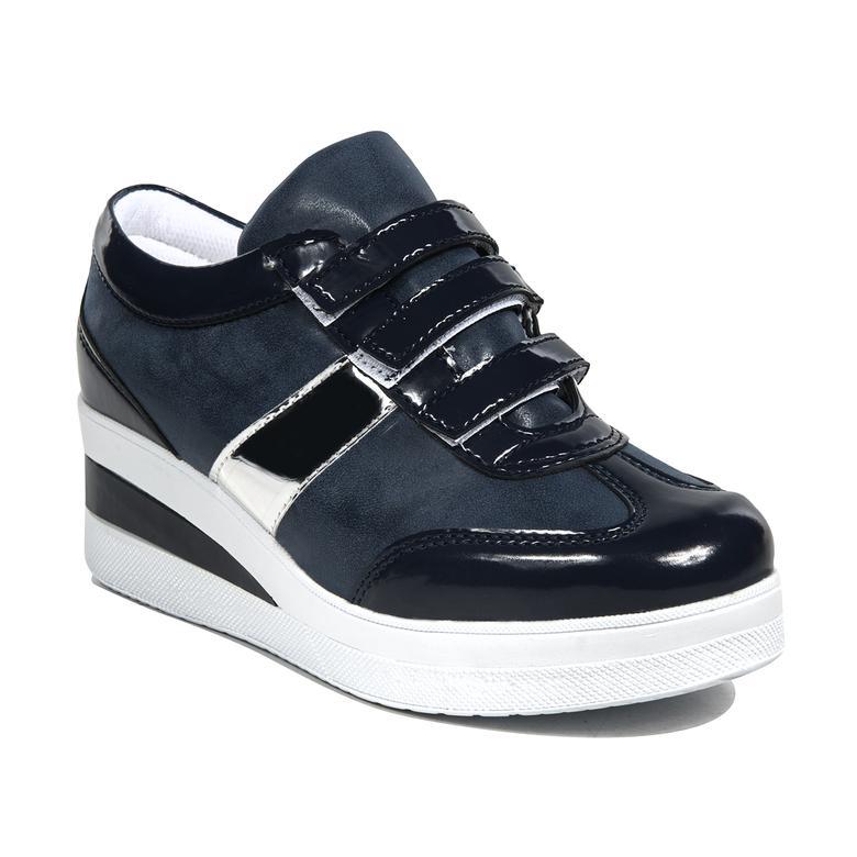 Kadın Deri Spor Ayakkabı