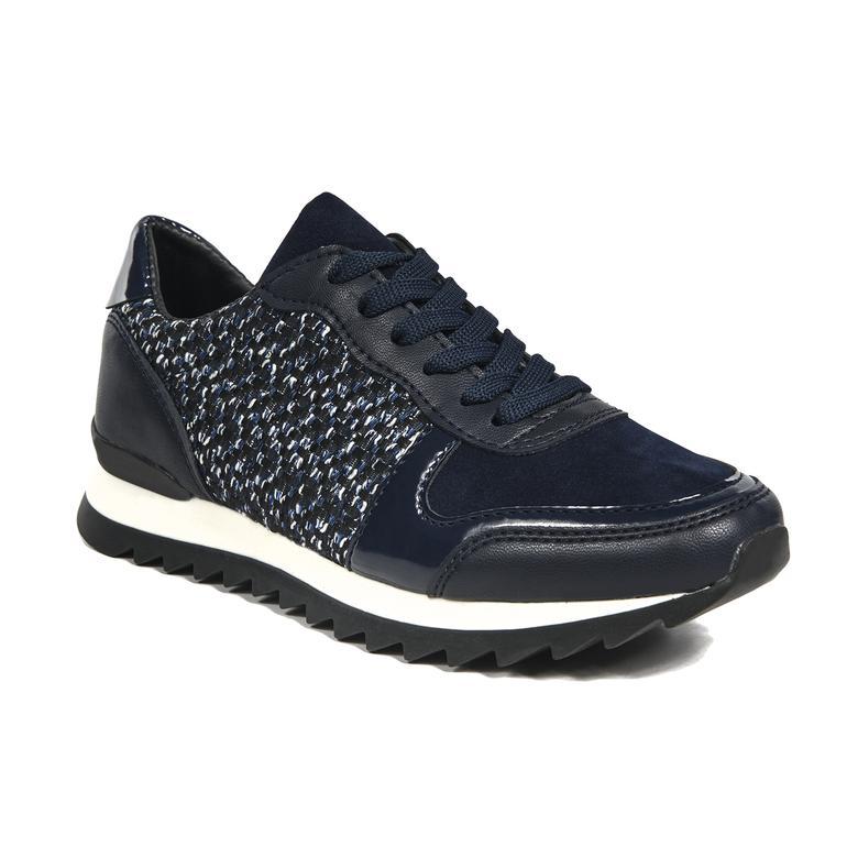 Holmes Kadın Deri Spor Ayakkabı