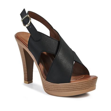 Kadın Deri Sandalet 2010041423001