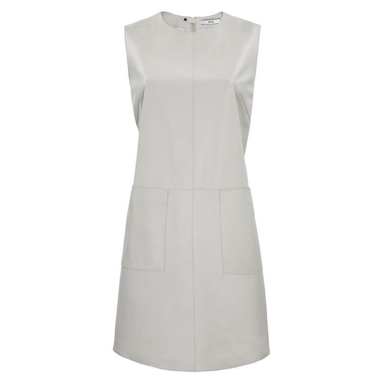 Elissa Kadın Deri Elbise