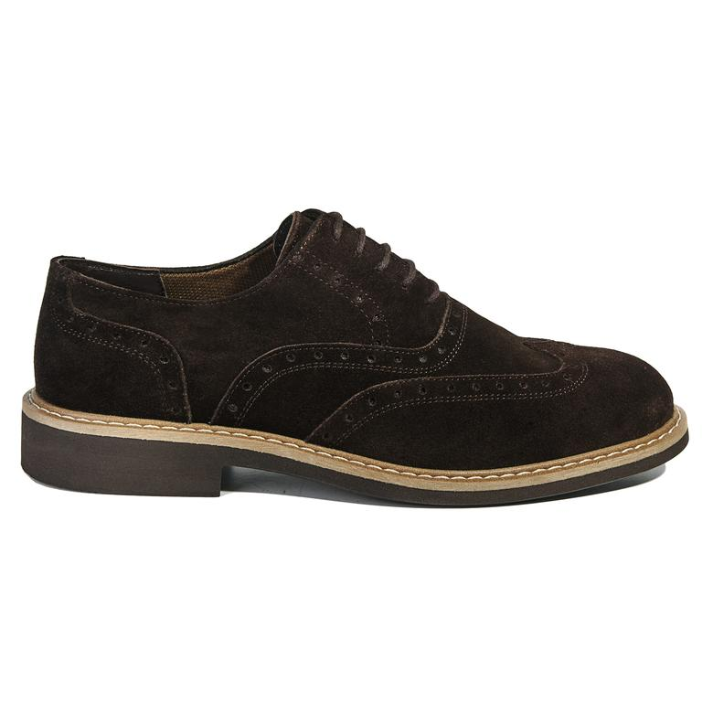 Süet Erkek Günlük Ayakkabı 2010040740004