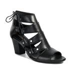 Nil Kadın Deri Bootie Sandalet
