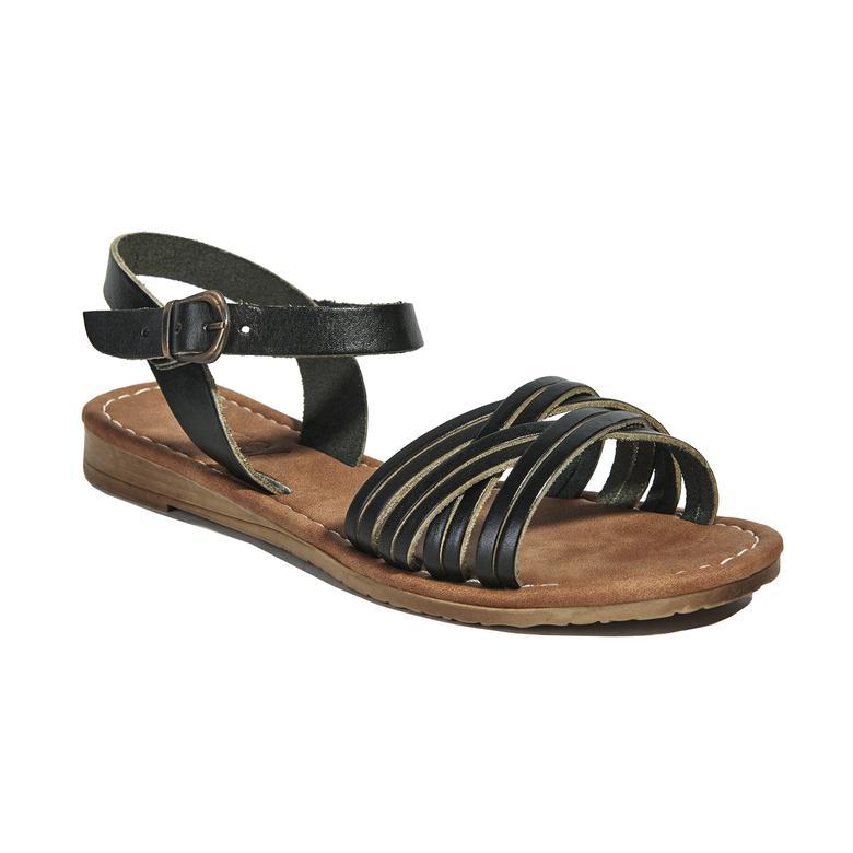 Kadın Deri Sandalet 2010040708004