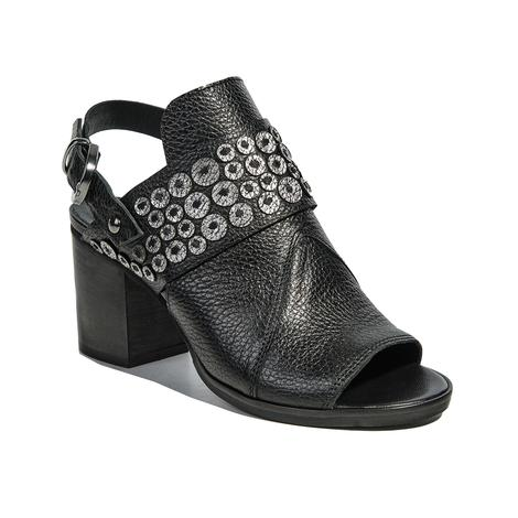 Daen Kadın Deri Bootie Sandalet 2010040724002
