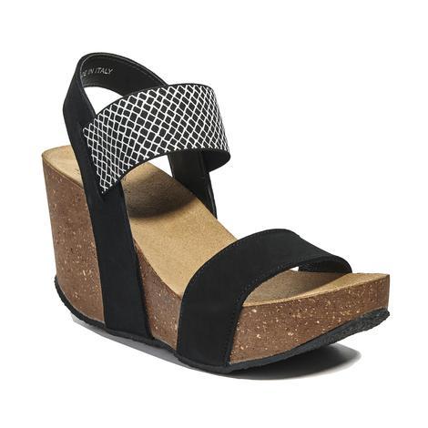 Belin Kadın Dolgu Topuk Sandalet 2010040829002