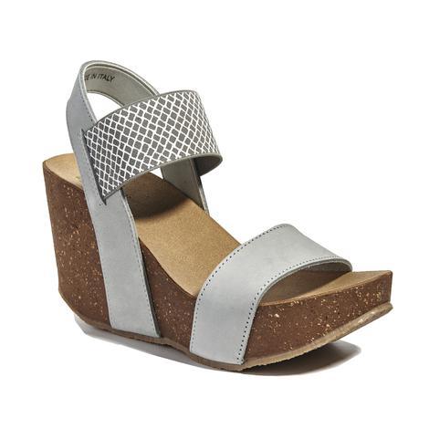 Belin Kadın Dolgu Topuk Sandalet 2010040829012
