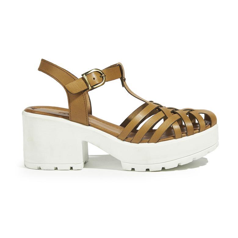 Yamika Kadın Sandalet