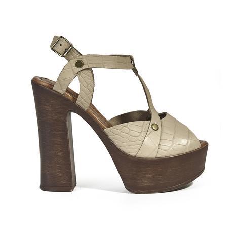 Kadın Topuklu Sandalet 2010039723002