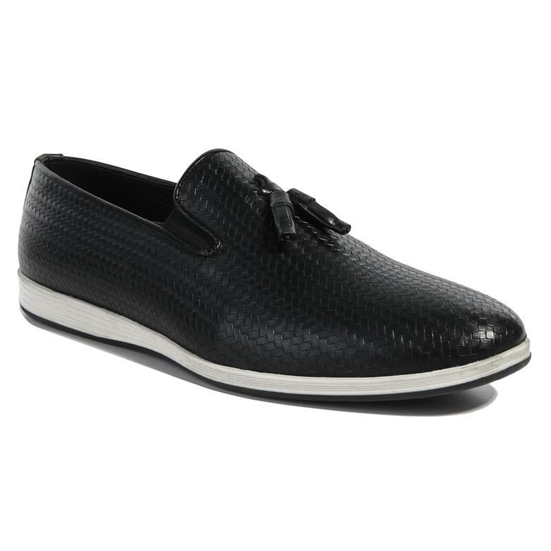 Deri Erkek Günlük Ayakkabı 2010040752005