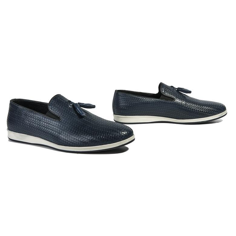 Deri Erkek Günlük Ayakkabı 2010040752009