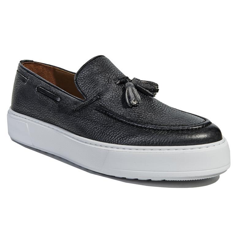 Barry Erkek Deri Günlük Ayakkabı