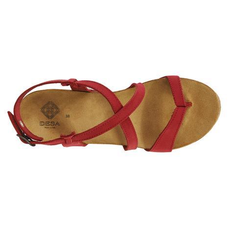 Bome Kadın Dolgu Topuk Sandalet 2010040830018