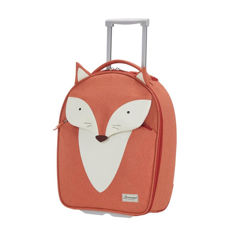 Samsonite Happy Sammies Fox William - 45 cm 2 Tekerlekli Valiz