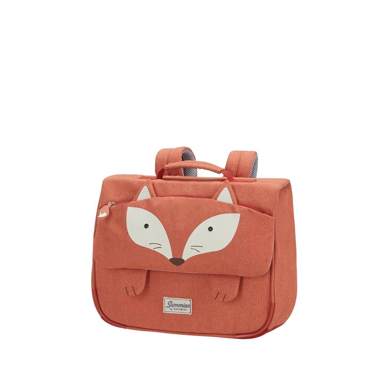 Samsonite Happy Sammies Fox William - S Okul Çantası