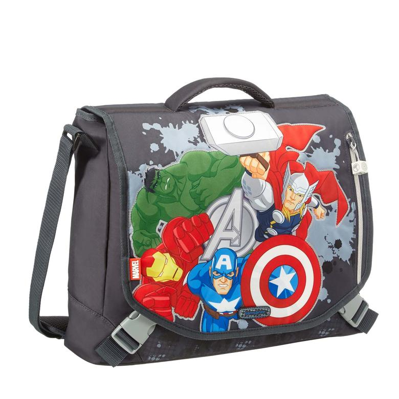 Samsonite Marvel Wonder Avengers Assemble Omuz Çantası 2010037484001