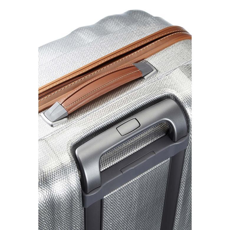 Samsonite Lite-Cube Dlx 55 cm Kabin Boy Valiz