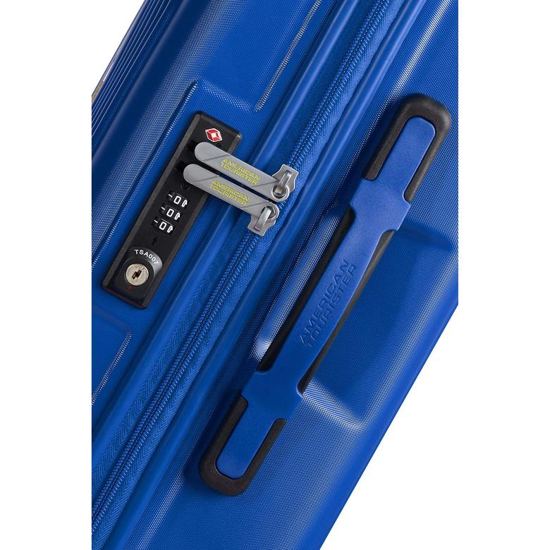 American Tourister - Air Force 1 - 55 cm Kabin Boy Dört Tekerlekli Valiz