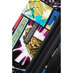 American Tourister - Star Wars Comics Dört Tekerlekli Orta Boy 65 cm Valiz