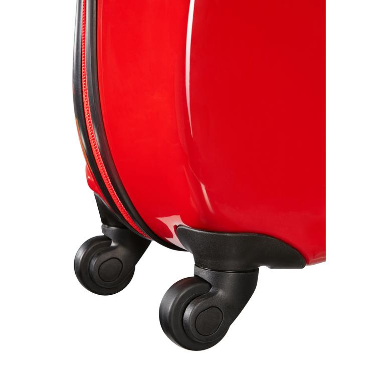 Samsonite Cars Classic Dört Tekerlekli 46 cm Kabin Boy Valiz 2010040036001