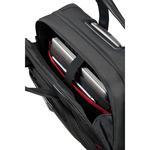 Samsonite PRO-DLX 4 - Dört Tekerlekli Laptop ve Evrak Çantası