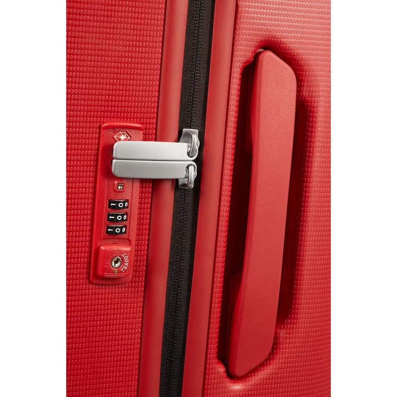 Samsonite Optic 69 cm Orta Boy Sert Valiz 2010041040001