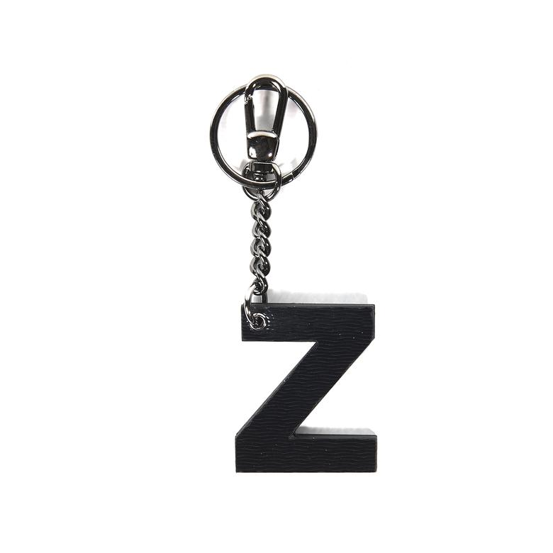 Z Harfi Deri Anahtarlık
